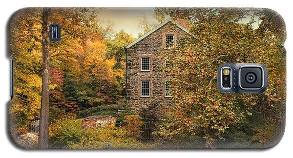 Autumn Stone Mill Galaxy S5 Case