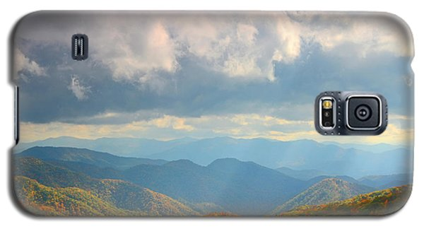 Autumn Storm Over The Great Smoky Mountains National Park Galaxy S5 Case