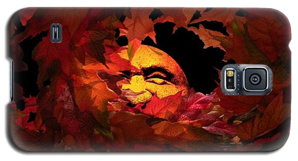 Autumn Sun Galaxy S5 Case
