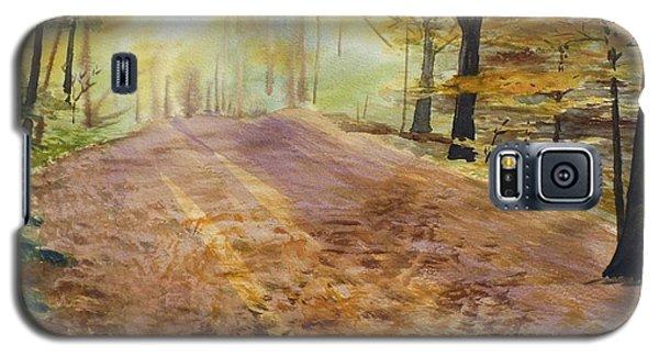 Autumn Sunday Morning Galaxy S5 Case by Martin Howard