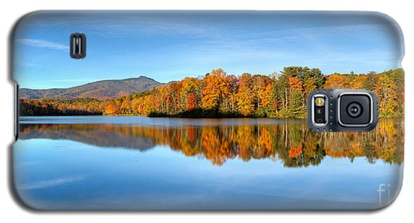 Autumn Sunrise At Price Lake Galaxy S5 Case by Dan Carmichael