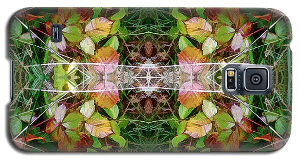 Autumn Symmetry Galaxy S5 Case