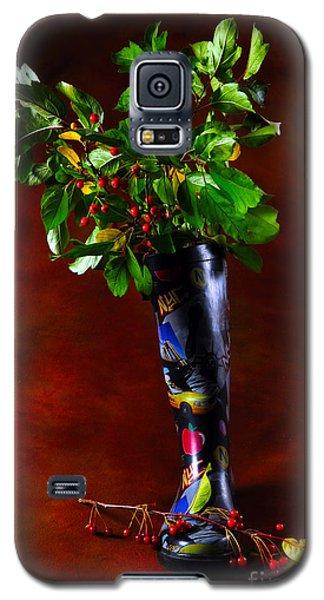 Autumn Symphony Galaxy S5 Case