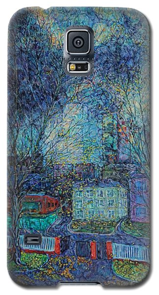 Autumn Twilight Galaxy S5 Case