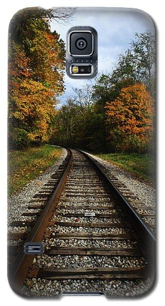 Autumn View Galaxy S5 Case