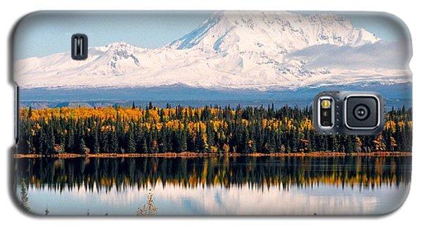 Autumn View Of Mt. Drum - Alaska Galaxy S5 Case