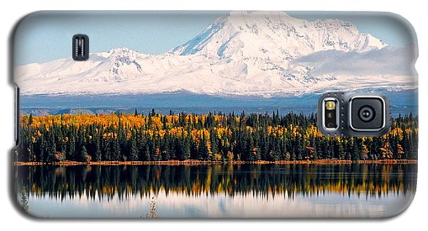 Autumn View Of Mt. Drum - Alaska Galaxy S5 Case