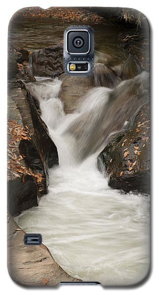 Autumn Water Galaxy S5 Case by Gouzel -