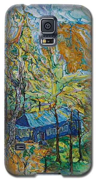 Autumn Wind Galaxy S5 Case