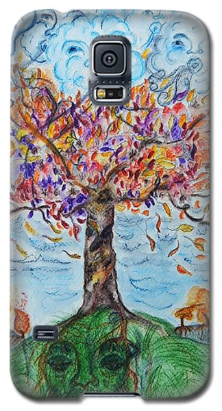 Autumn Winds Galaxy S5 Case