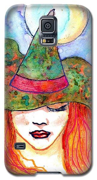 Autumn Witch Galaxy S5 Case