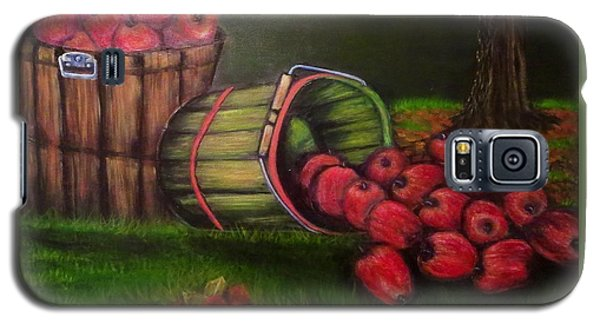 Autumn's Bounty In The Volunteer State Galaxy S5 Case by Kimberlee Baxter