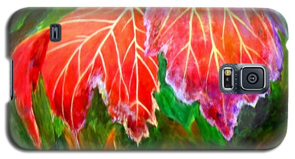 Autumn's Dance Galaxy S5 Case