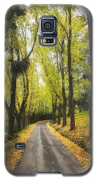 Autumns Day Galaxy S5 Case