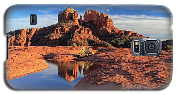 Autumn's Last Kiss Galaxy S5 Case