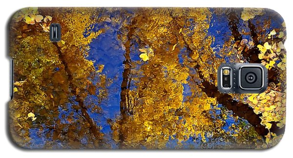 Autumns Reflections Galaxy S5 Case