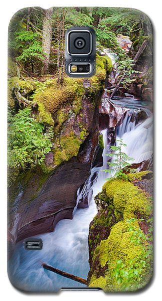 Avalanche Gorge 3 Of 4 Galaxy S5 Case