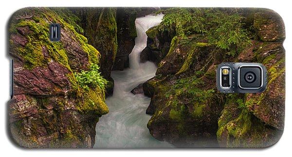 Avalanche Falls Galaxy S5 Case