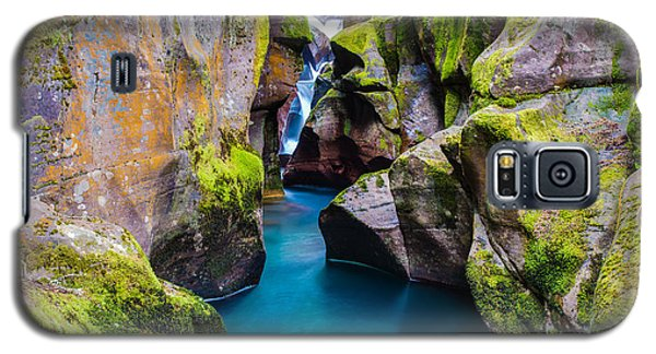 Avalanche Gorge 1 Of 4 Galaxy S5 Case