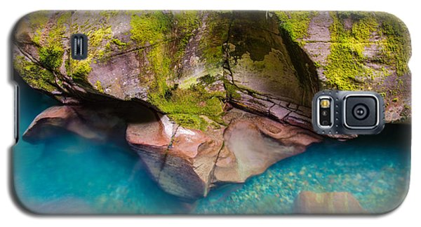 Avalanche Gorge 2 Of 4 Galaxy S5 Case