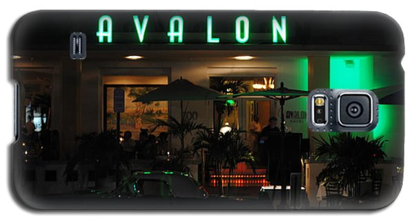 Avalon Hotel Galaxy S5 Case