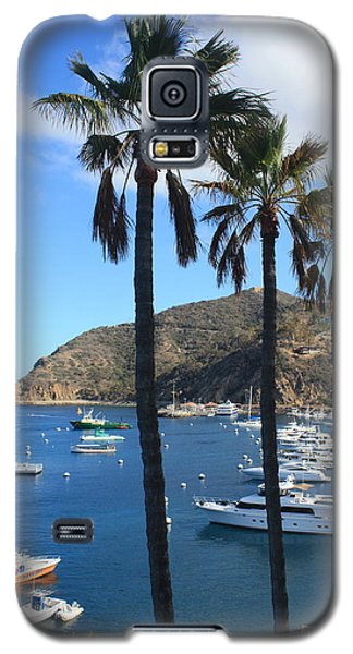 Avalon Palm Trees Galaxy S5 Case
