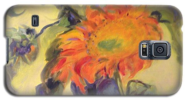 Avenging Sunflower Galaxy S5 Case