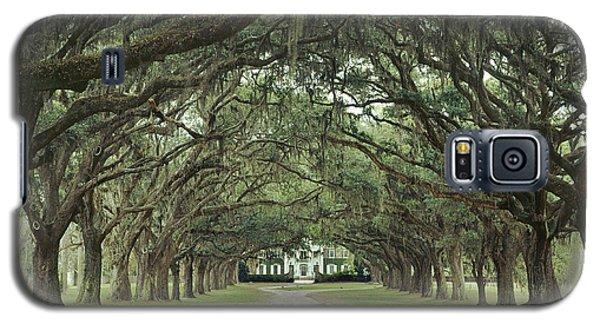 147706-avenue Of The Oaks  Galaxy S5 Case
