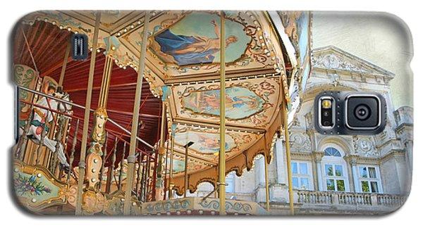 Avignon Carousel Galaxy S5 Case