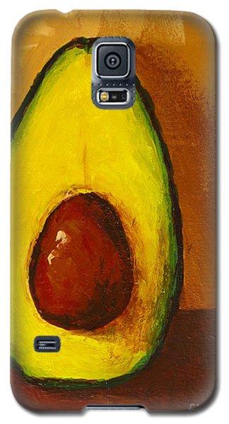 Avocado Palta 7 - Modern Art Galaxy S5 Case