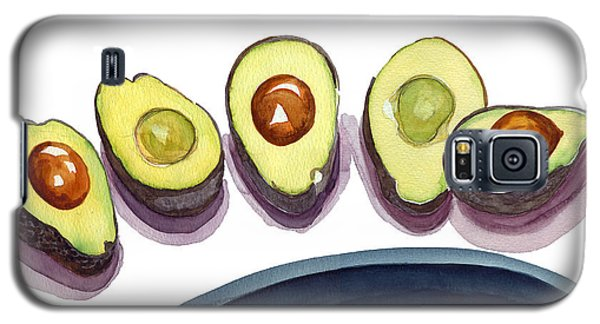 Avocados Galaxy S5 Case