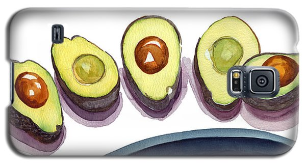 Avocados Galaxy S5 Case