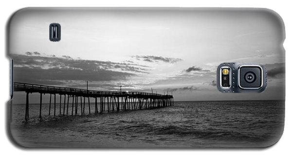 Avon Pier In Outer Banks Nc Galaxy S5 Case