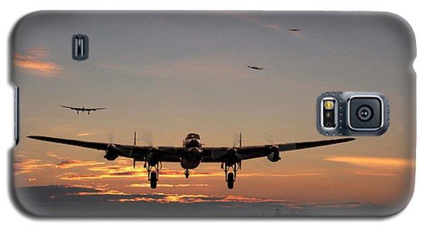 Avro Lancaster - Dawn Return Galaxy S5 Case