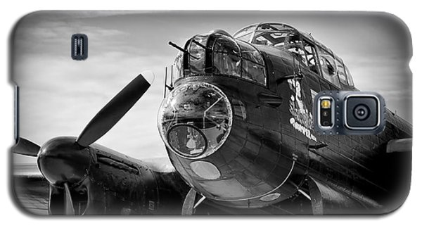 Avro Lancaster Galaxy S5 Case by Ian Merton