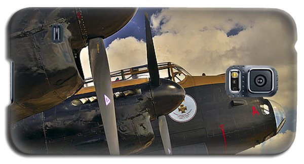 Avro Lancaster Bomber Galaxy S5 Case