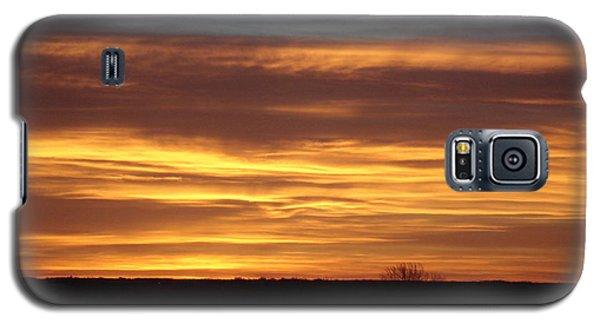 Awaken The Day Galaxy S5 Case by J L Zarek