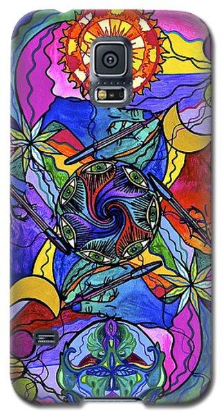 Awakened Poet Galaxy S5 Case