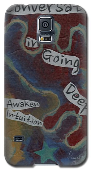Awakening Intuition Galaxy S5 Case