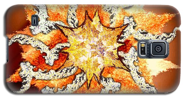 Galaxy S5 Case featuring the digital art Awakening by Steed Edwards