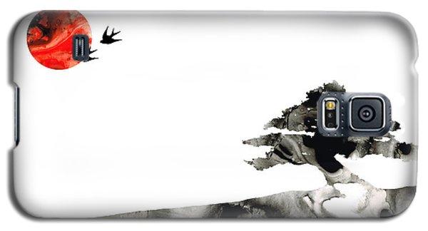 Awakening - Zen Landscape Art Galaxy S5 Case