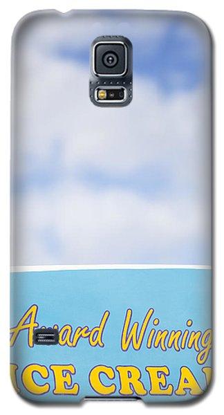 Ice Galaxy S5 Case - Award Winning Ice Cream by Samuel Whitton