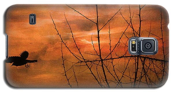 Away Home Galaxy S5 Case by Kathy Bassett