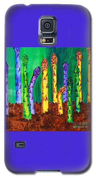 Awesome Asparagus Galaxy S5 Case