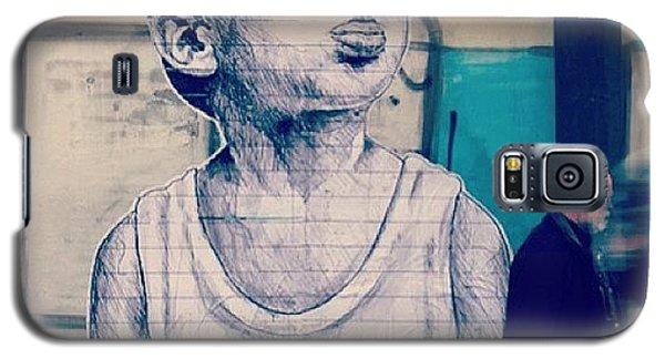 School Galaxy S5 Case - Awesome Graffiti In Athens #greek by Myrtali Petrocheilou