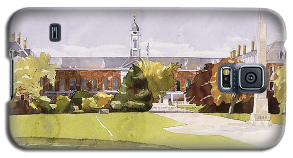 The Royal Hospital  Chelsea Galaxy S5 Case by Annabel Wilson