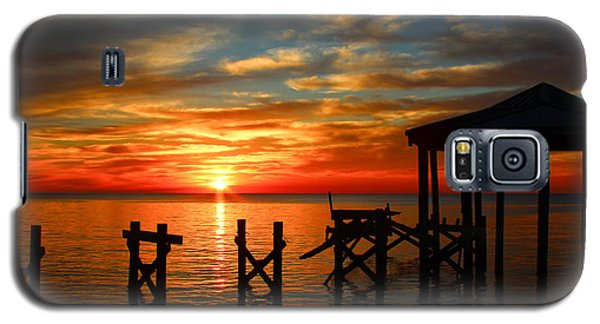Awoke And Saw His Glory. Galaxy S5 Case by Brian Wright