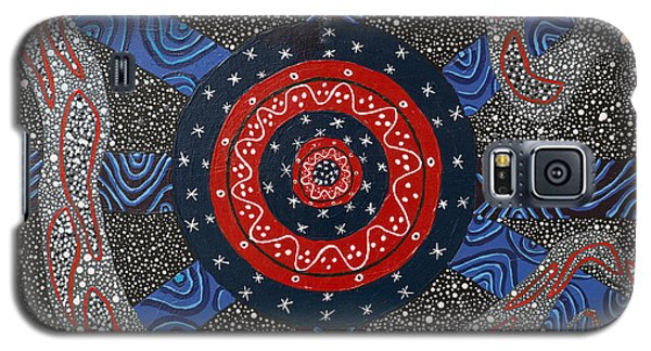 Ayahuasca Eclipse Galaxy S5 Case