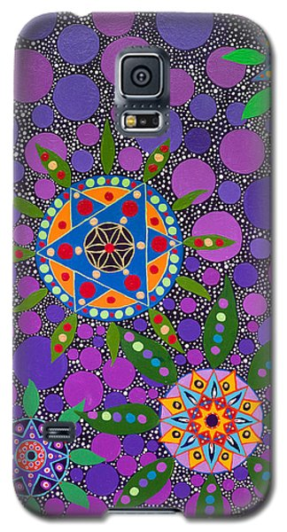 Ayahuasca Vision - The Healing Power Of Plants Galaxy S5 Case