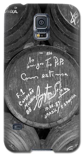 Ayrton Senna - 1988 Jerez Galaxy S5 Case by Juergen Weiss